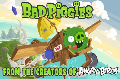 Review Bad Piggies
