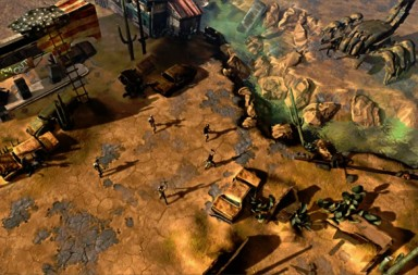 Wasteland 2 First look