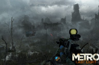 Metro 2033 Last Light