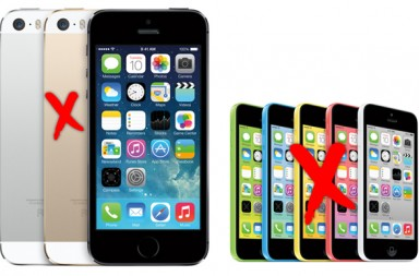 iPhone 5s, 5C, iOS 7