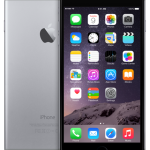 iPhone 6 Plus gray
