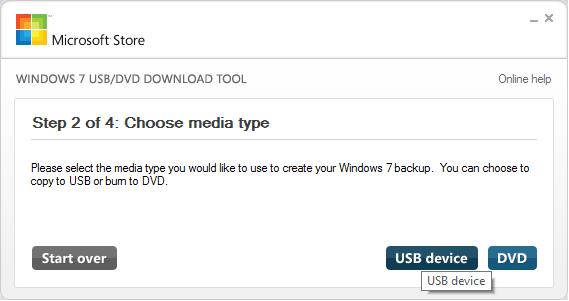 Cum fac un stick bootabil cu Windows? - Pasul 2
