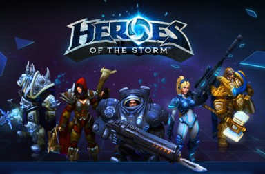 Heroes of the Storm - Invitatie in beta