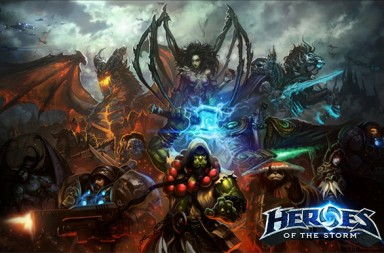 Heroes of the Storm - Beta