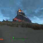 Fallout 4 - Bestiala imaginea asta
