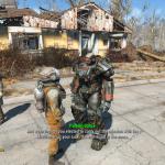Fallout 4 - Discutii cu Danse