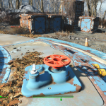 Fallout 4 - Vault 111 - Intrare