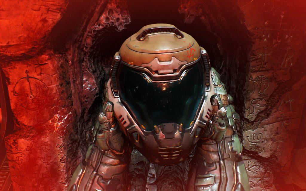 Doom 2016 Praetor Suite