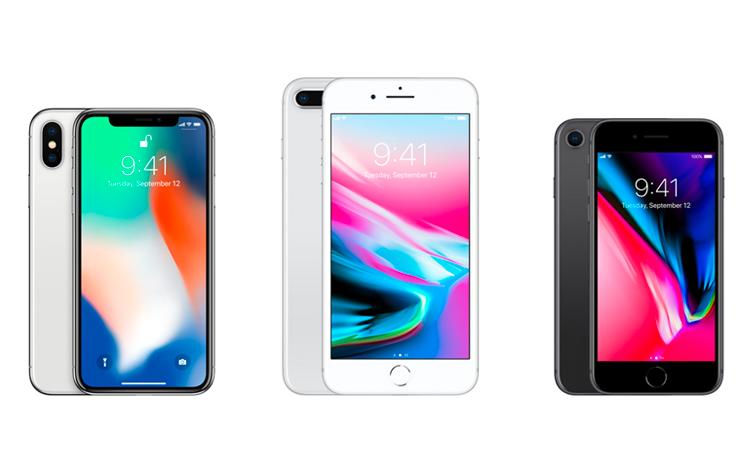 Impresii iPhone 8 si iPhone X
