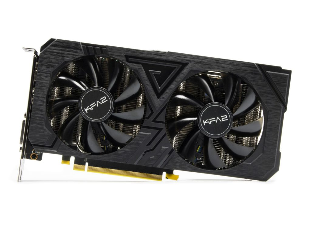 RTX 2060 front