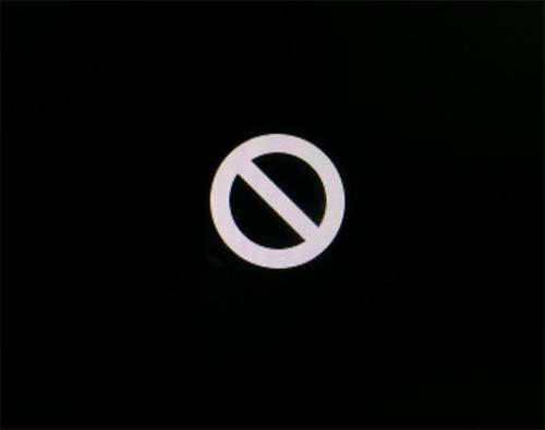 macOS Stop Error