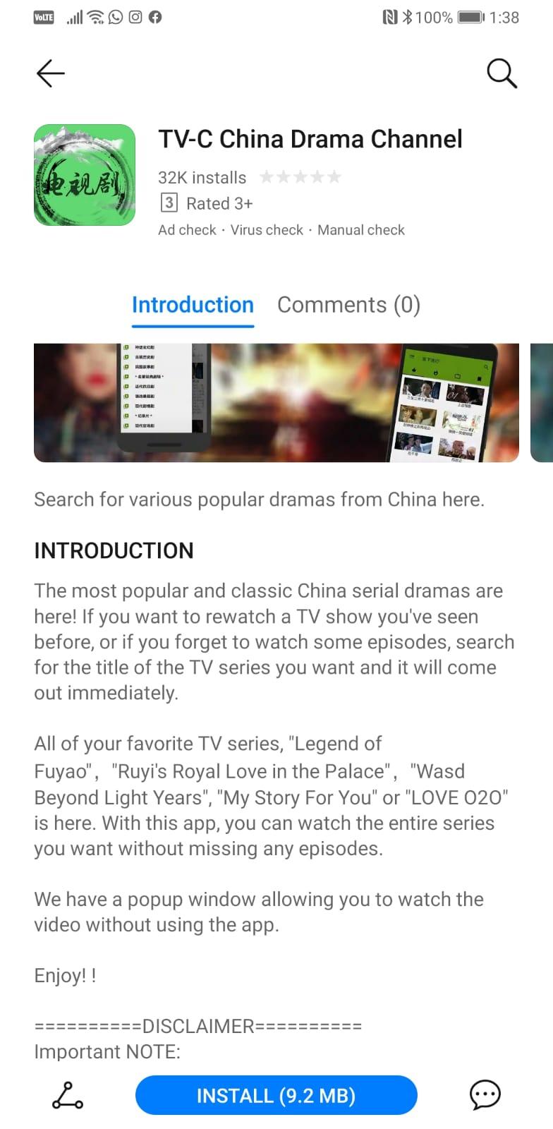China Drama Channel