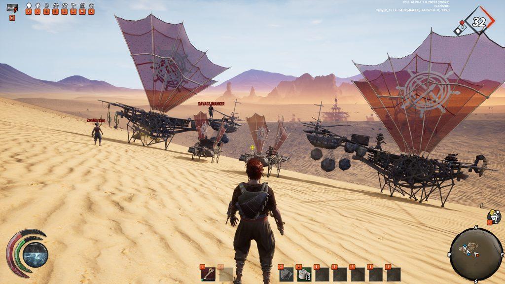 Last Oasis Desert Drifters